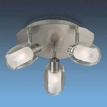 !!Уценка!! Потолочный светильник Odeon Light Sinco 2069/3C.
