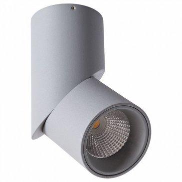 Светодиодный спот Arte Lamp Orione A7717PL-1GY.